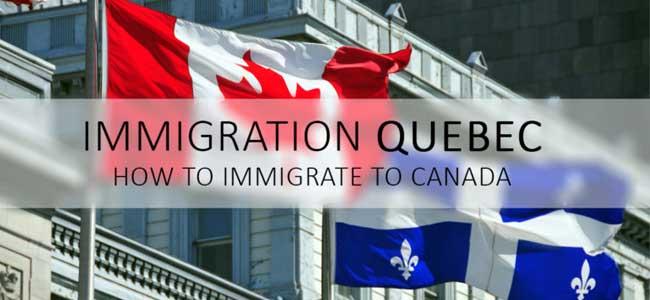 Canada Quebec Visa